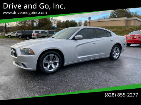 2012 Dodge Charger for sale at Drive and Go, Inc. in Hickory NC
