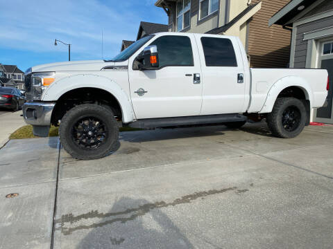 2014 Ford F-350 Super Duty for sale at Canuck Truck in Magrath AB
