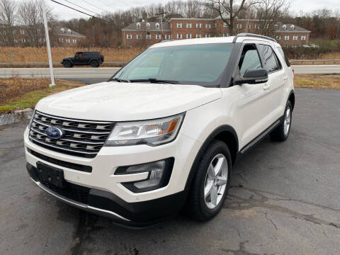 2016 Ford Explorer for sale at Turnpike Automotive in North Andover MA