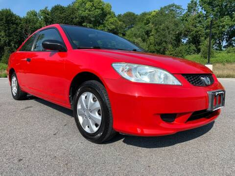 2005 Honda Civic for sale at Auto Warehouse in Poughkeepsie NY