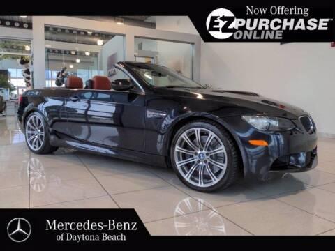 2011 BMW M3 for sale at Mercedes-Benz of Daytona Beach in Daytona Beach FL