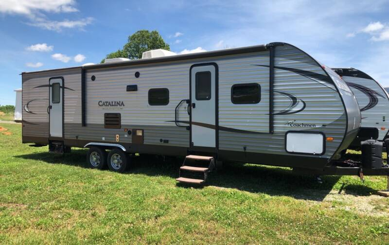 2018 Forest River Coachman for sale at B & W Auto in Campbellsville KY