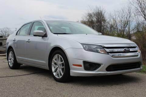 2012 Ford Fusion for sale at S & L Auto Sales in Grand Rapids MI