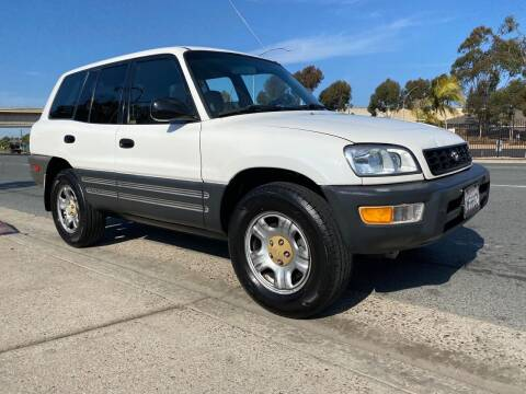 1999 Toyota RAV4 for sale at Beyer Enterprise in San Ysidro CA
