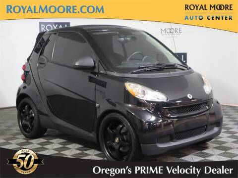 2009 Smart fortwo for sale at Royal Moore Custom Finance in Hillsboro OR