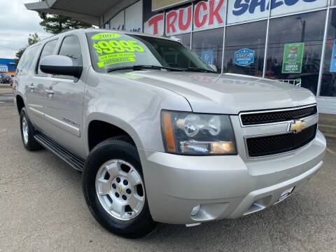 2007 Chevrolet Suburban for sale at Xtreme Truck Sales in Woodburn OR