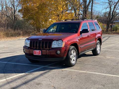 2007 Jeep Grand Cherokee for sale at Hillcrest Motors in Derry NH