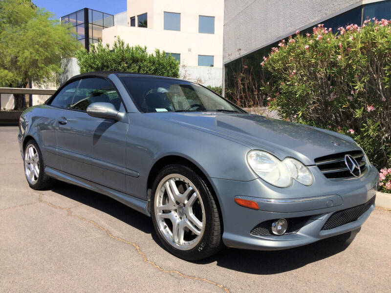 2006 Mercedes-Benz CLK for sale in Las Vegas, NV
