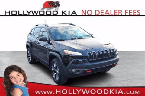 2017 Jeep Cherokee for sale at JumboAutoGroup.com in Hollywood FL