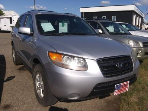 2007 Hyundai Santa Fe for sale at L & J Motors in Mandan ND