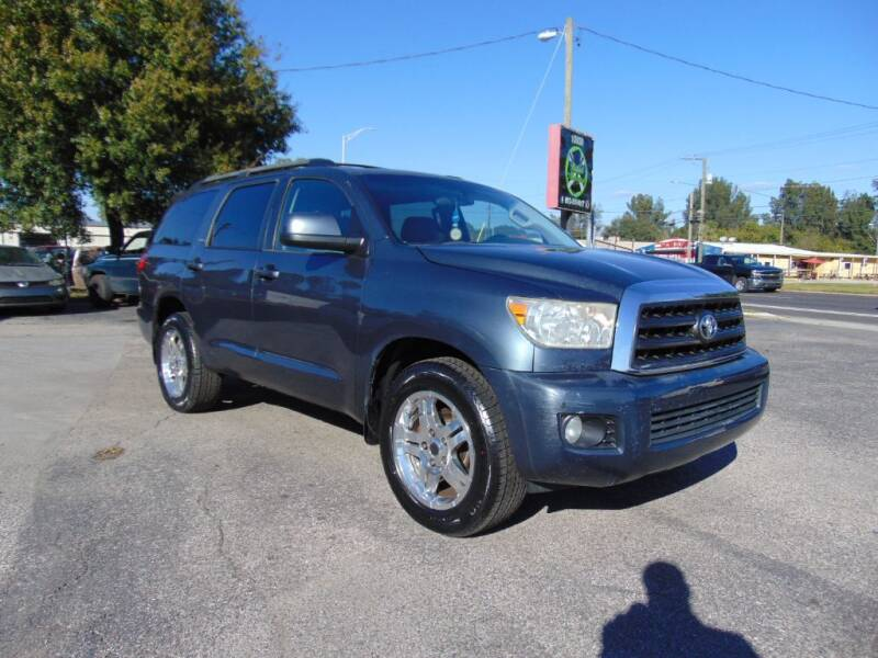 2008 Toyota Sequoia for sale at Ratchet Motorsports in Gibsonton FL
