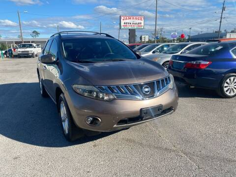 2009 Nissan Murano for sale at Jamrock Auto Sales of Panama City in Panama City FL