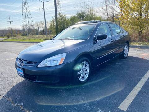 2004 Honda Accord for sale at Siglers Auto Center in Skokie IL