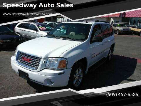 2006 GMC Envoy for sale at Speedway Auto Sales in Yakima WA