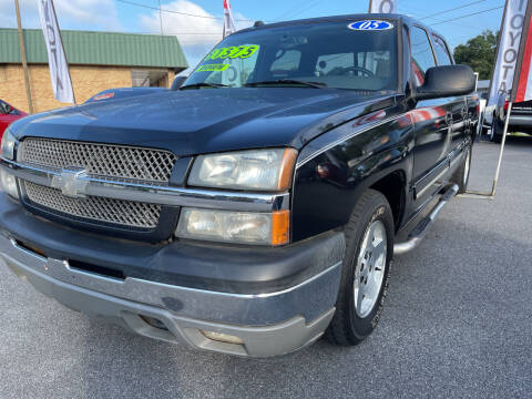 2005 Chevrolet Silverado 1500 for sale at Cars for Less in Phenix City AL