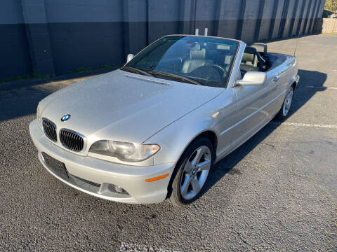 2006 BMW 3 Series for sale at APX Auto Brokers in Lynnwood WA