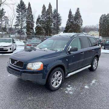 2004 Volvo XC90 for sale at GLOBAL MOTOR GROUP in Newark NJ