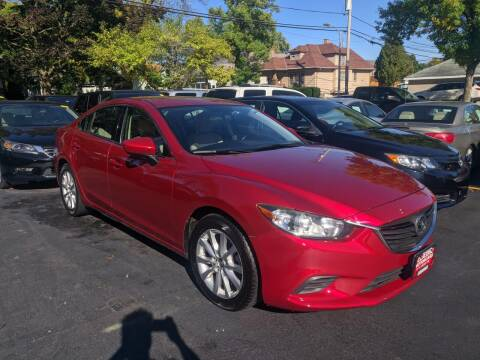 2014 Mazda MAZDA6 for sale at CLASSIC MOTOR CARS in West Allis WI