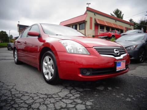 2009 Nissan Altima for sale at Quickway Exotic Auto in Bloomingburg NY