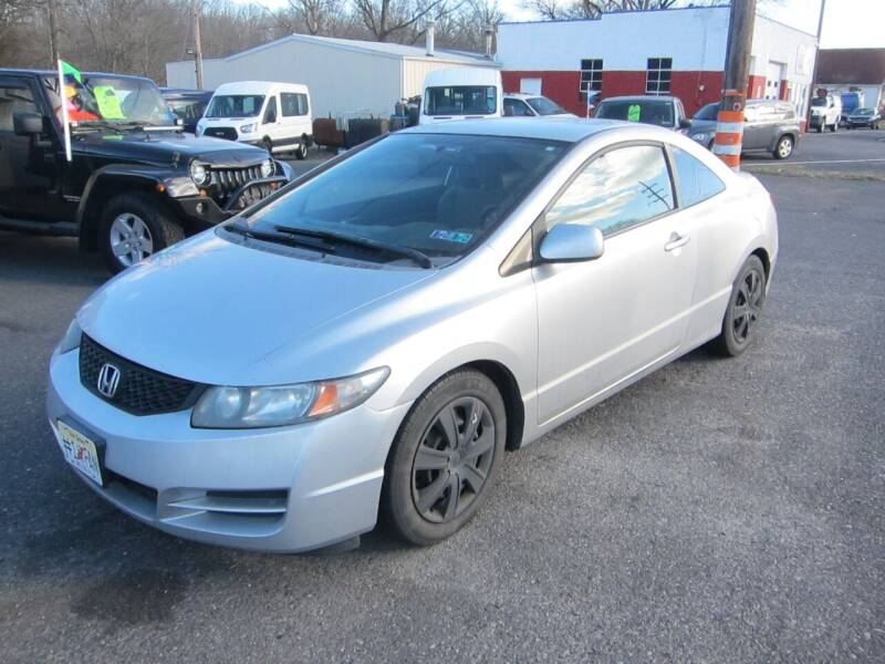 2009 Honda Civic for sale at K & R Auto Sales,Inc in Quakertown PA