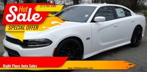 2019 Dodge Charger for sale at Right Place Auto Sales in Indianapolis IN