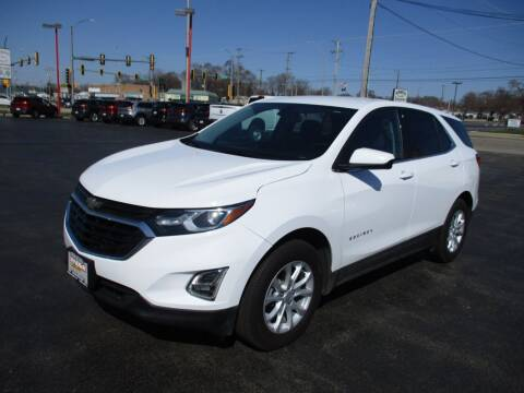 2019 Chevrolet Equinox for sale at Windsor Auto Sales in Loves Park IL