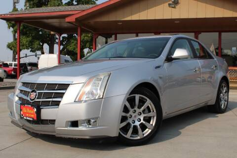 2009 Cadillac CTS for sale at ALIC MOTORS in Boise ID