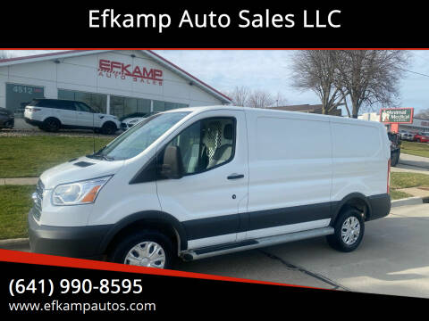 2016 Ford Transit Cargo for sale at Efkamp Auto Sales LLC in Des Moines IA