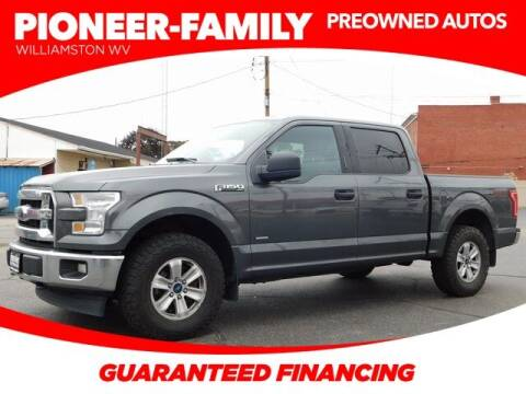 2017 Ford F-150 for sale at Pioneer Family preowned autos in Williamstown WV