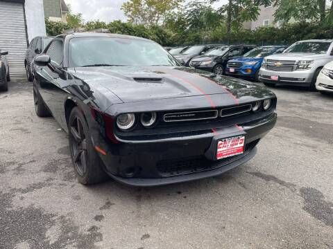 2016 Dodge Challenger for sale at Buy Here Pay Here Auto Sales in Newark NJ