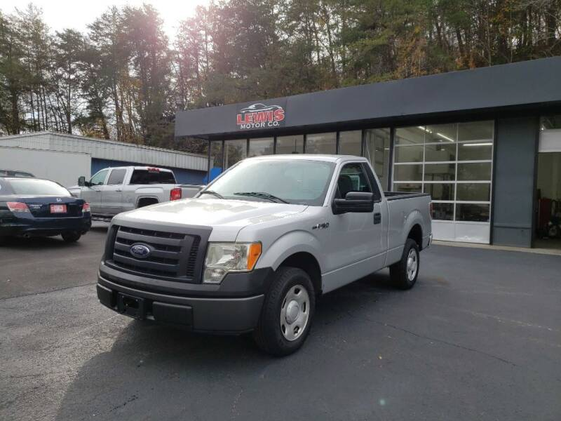 2009 Ford F-150 for sale at Curtis Lewis Motor Co in Rockmart GA