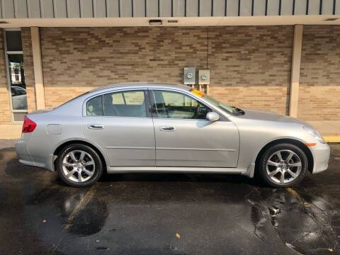 2005 Infiniti G35 for sale at Arandas Auto Sales in Milwaukee WI
