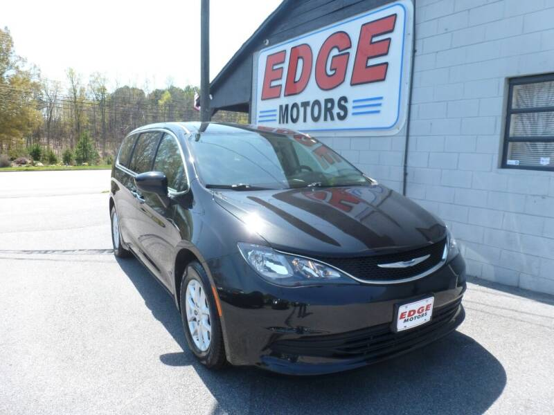 2018 Chrysler Pacifica for sale at Edge Motors in Mooresville NC