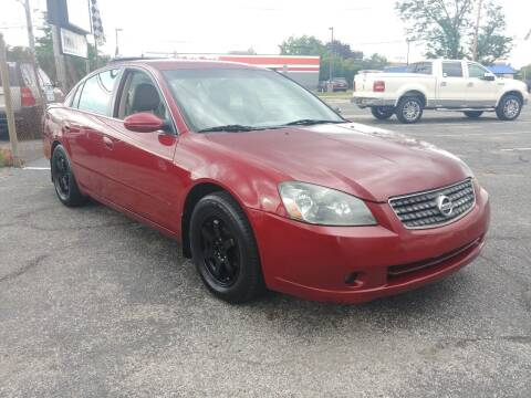 2006 Nissan Altima for sale at Viking Auto Group in Bethpage NY