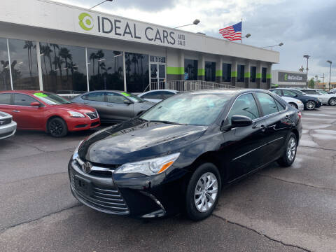 2016 Toyota Camry for sale at Ideal Cars East Main in Mesa AZ