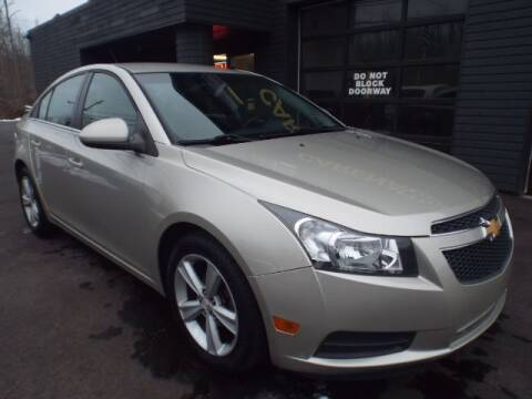 2013 Chevrolet Cruze for sale at Carena Motors in Twinsburg OH