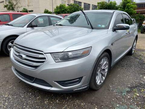 2014 Ford Taurus for sale at Philadelphia Public Auto Auction in Philadelphia PA