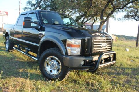 2008 Ford F-250 Super Duty for sale at Elite Car Care & Sales in Spicewood TX