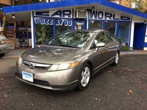 2006 Honda Civic for sale at Car World Inc in Arlington VA