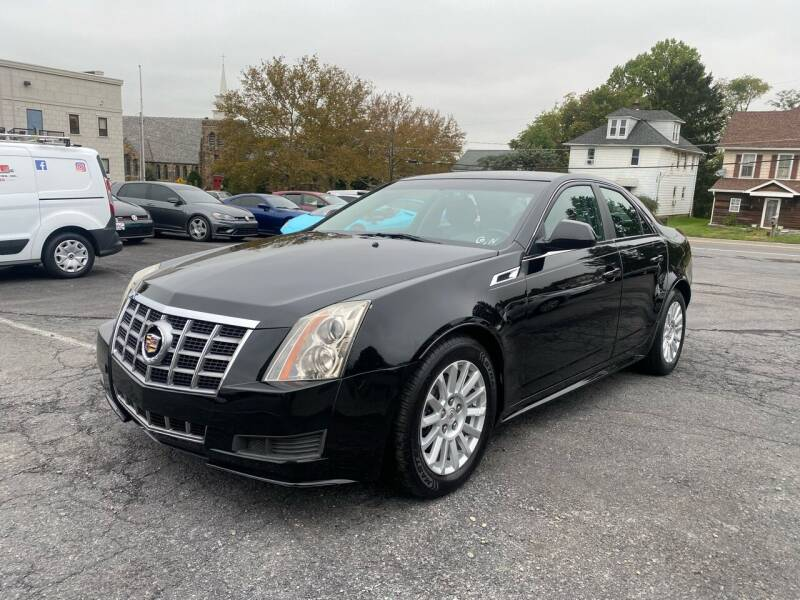 2012 Cadillac CTS for sale at 1NCE DRIVEN in Easton PA