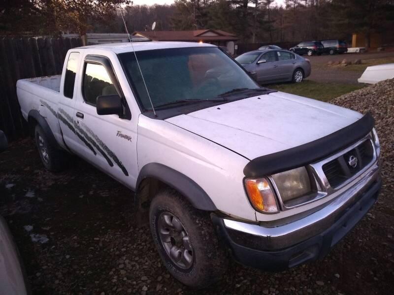 1998 Nissan Frontier for sale at Seneca Motors, Inc. (Seneca PA) in Seneca PA