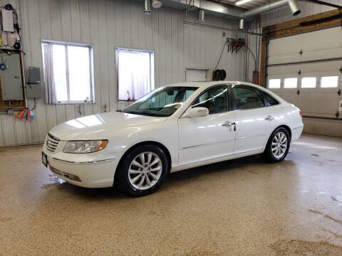 2008 Hyundai Azera for sale at Sand's Auto Sales in Cambridge MN