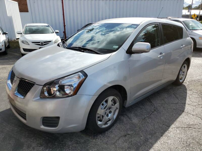 2009 Pontiac Vibe for sale at Best Deal Motors in Saint Charles MO