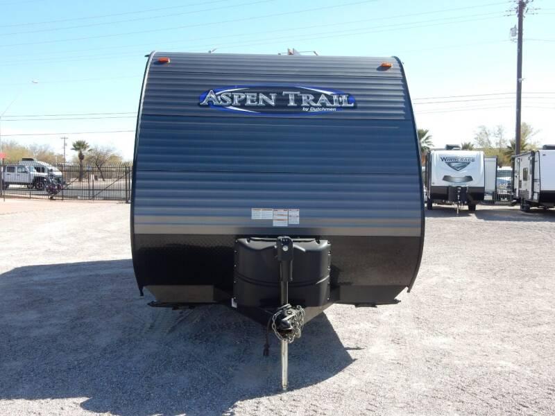 2017 Dutchmen Aspen Trail 2050QBWE for sale at Eastside RV Liquidators in Tucson AZ