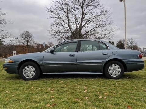 2001 Buick LeSabre for sale at Motors Inc in Mason MI