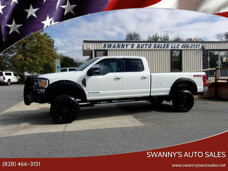 2017 Ford F-250 Super Duty for sale at Swanny's Auto Sales in Newton NC