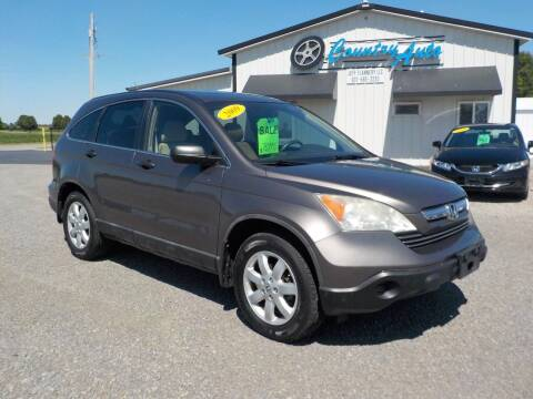 2009 Honda CR-V for sale at Country Auto in Huntsville OH