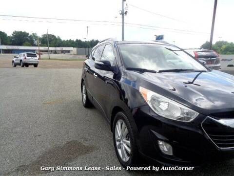 2013 Hyundai Tucson for sale at Gary Simmons Lease - Sales in Mckenzie TN