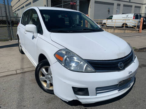 2010 Nissan Versa for sale at O A Auto Sale in Paterson NJ