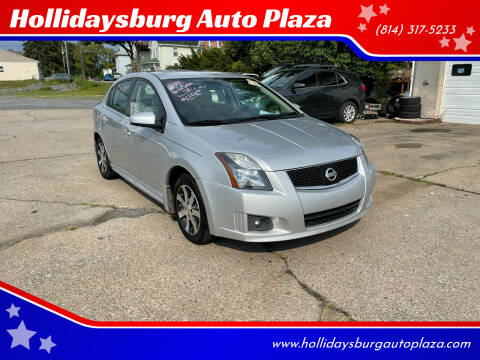 2012 Nissan Sentra for sale at Hollidaysburg Auto Plaza in Hollidaysburg PA